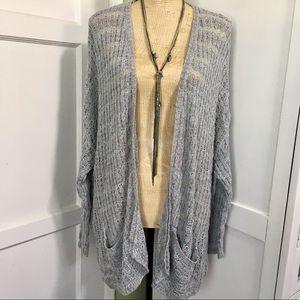 Free people knitt cardigan sweater